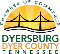 Dyersburg Chamber of Commerce Logo